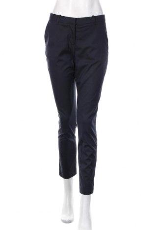 Γυναικείο παντελόνι H&M, Μέγεθος S, Χρώμα Μπλέ, 69% πολυεστέρας, 29% βισκόζη, 2% ελαστάνη, Τιμή 14,39€