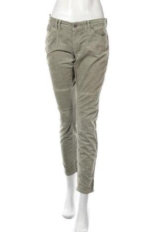 Дамски панталон Marc O'Polo, Размер M, Цвят Зелен, 98% памук, 2% еластан, Цена 35,70лв.