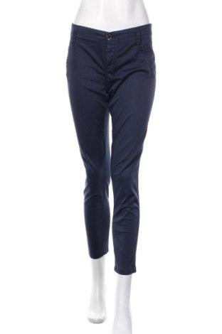 Дамски панталон Massimo Dutti, Размер XL, Цвят Син, Цена 34,50лв.