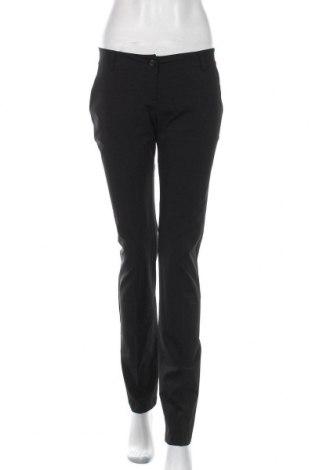 Дамски панталон Motel, Размер S, Цвят Черен, 95% полиестер, 5% еластан, Цена 26,46лв.
