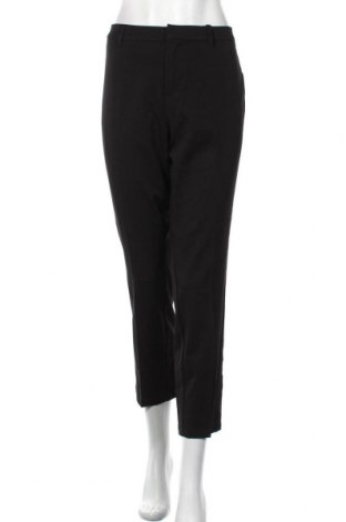 Dámské kalhoty  Q/S by S.Oliver, Velikost XL, Barva Černá, 63% polyester, 33% viskóza, 4% elastan, Cena  789,00Kč