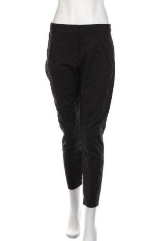 Γυναικείο παντελόνι Vero Moda, Μέγεθος M, Χρώμα Μαύρο, 49% βαμβάκι, 48% πολυαμίδη, 3% ελαστάνη, Τιμή 18,19€