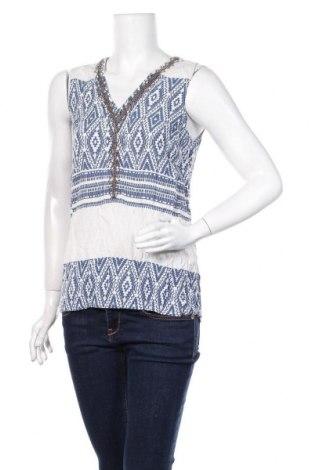 Γυναικείο αμάνικο μπλουζάκι Vero Moda, Μέγεθος M, Χρώμα Λευκό, Βισκόζη, Τιμή 9,74€