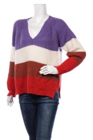 Дамски пуловер Aaiko, Размер XS, Цвят Многоцветен, 47% акрил, 27% мохер, 26% полиамид, Цена 19,79лв.