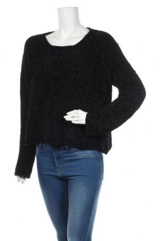 Дамски пуловер Aeropostale, Размер XL, Цвят Черен, Полиестер, Цена 25,20лв.