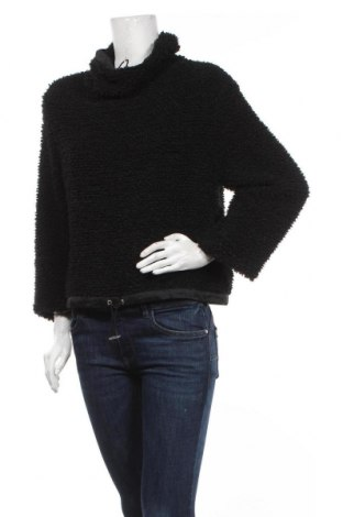 Дамски пуловер Airfield, Размер M, Цвят Черен, 75% полиестер, 25% полиамид, Цена 47,25лв.