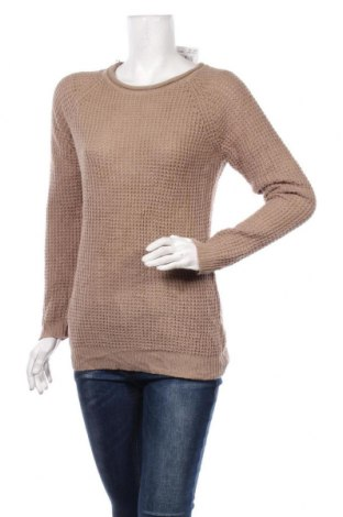 Дамски пуловер Ambiance, Размер M, Цвят Кафяв, Акрил, Цена 19,11лв.
