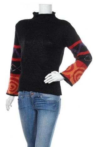 Дамски пуловер Apart, Размер S, Цвят Черен, 50% вълна, 50% полиакрил, Цена 40,95лв.