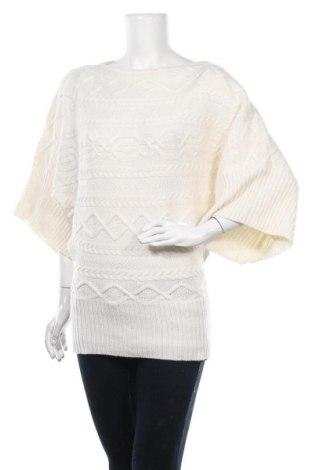Дамски пуловер Apart, Размер S, Цвят Екрю, 50% вълна, 50% полиакрил, Цена 43,89лв.