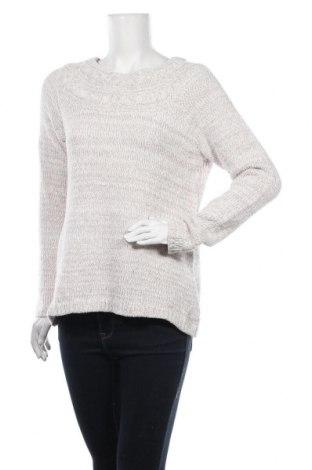 Damski sweter Croft & Barrow, Rozmiar M, Kolor Beżowy, 79% poliester, 21%akryl, Cena 84,00zł