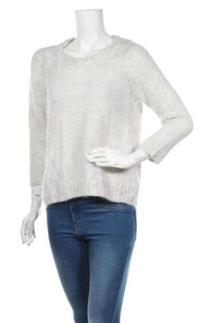 Damski sweter H&M, Rozmiar M, Kolor Szary, 40%akryl, 30% moher, 30% poliamid, Cena 78,00zł