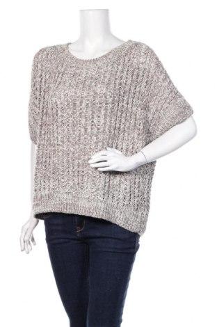 Дамски пуловер Massimo Dutti, Размер L, Цвят Сив, Цена 36,75лв.