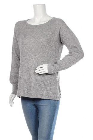 Pulover de femei ONLY, Mărime M, Culoare Gri, 100%acril, Preț 89,53 Lei