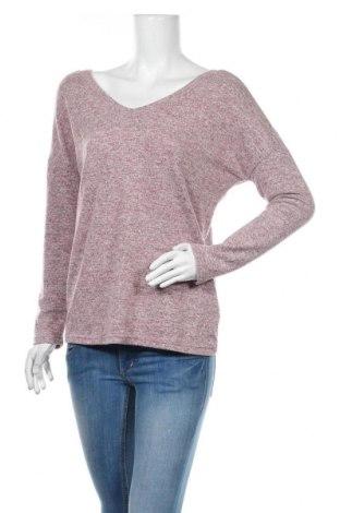 Damski sweter Pimkie, Rozmiar M, Kolor Popielaty róż, 69% poliester, 29% wiskoza, 2% elastyna, Cena 66,00zł