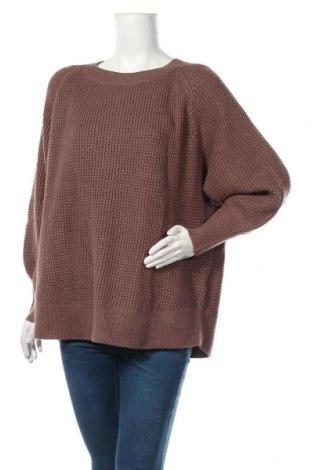 Γυναικείο πουλόβερ Vero Moda, Μέγεθος M, Χρώμα Καφέ, Ακρυλικό, Τιμή 20,13€