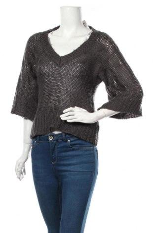 Γυναικείο πουλόβερ Vero Moda, Μέγεθος S, Χρώμα Γκρί, Ακρυλικό, Τιμή 16,24€