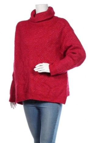 Damski sweter Yessica, Rozmiar L, Kolor Różowy, Cena 84,00zł