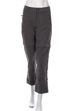 Дамски спортен панталон The North Face, Размер S, Цвят Сив, Полиестер, Цена 50,40лв.