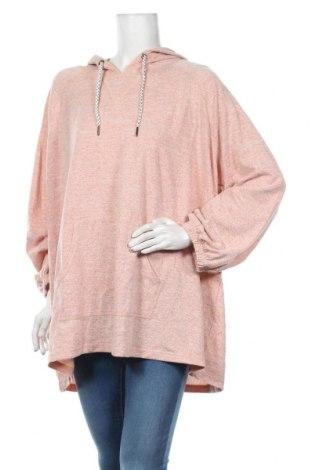 Γυναικείο φούτερ Taking Shape, Μέγεθος XL, Χρώμα Ρόζ , 95% πολυεστέρας, 5% ελαστάνη, Τιμή 15,46€