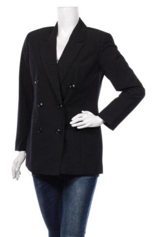 Дамско сако Ajc, Размер S, Цвят Черен, 75% полиестер, 20% вискоза, 5% еластан, Цена 42,72лв.