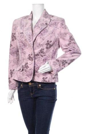 Damski żakiet Bandolera, Rozmiar L, Kolor Różowy, 99% bawełna, 1% elastyna, Cena 139,20zł