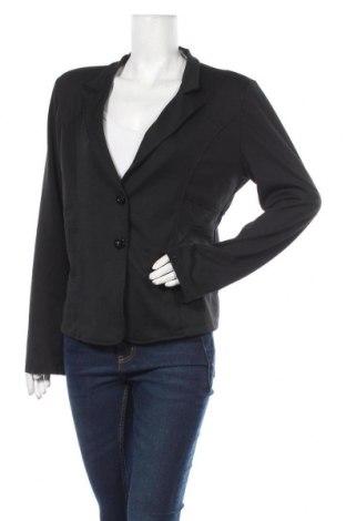 Дамско сако Lola & Liza, Размер XL, Цвят Черен, 95% полиестер, 5% еластан, Цена 26,04лв.