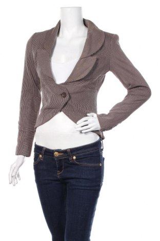 Damski żakiet Vero Moda, Rozmiar S, Kolor Brązowy, 97% bawełna, 3% elastyna, Cena 79,20zł
