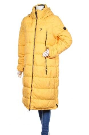 Дамско яке Alife And Kickin, Размер L, Цвят Жълт, Полиамид, Цена 162,00лв.