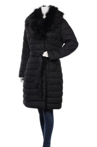 Дамско яке Anany, Размер XL, Цвят Черен, Полиуретан, Цена 135,85лв.