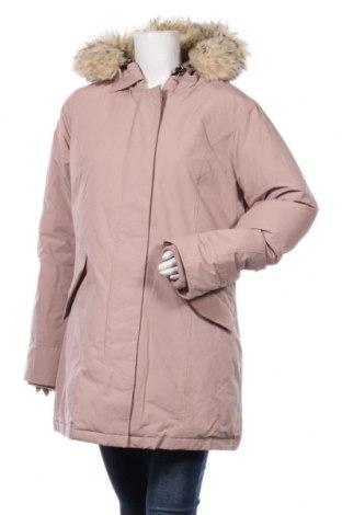 Γυναικείο μπουφάν Canadian classics, Μέγεθος XL, Χρώμα Ρόζ , 62% βαμβάκι, 38% πολυεστέρας, Τιμή 126,98€