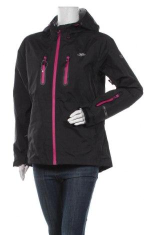 Дамско яке за зимни спортове Trespass, Размер M, Цвят Черен, Полиестер, Цена 132,00лв.