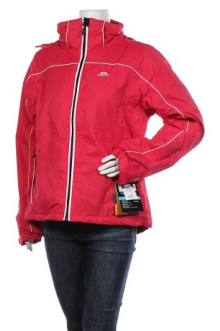 Дамско яке за зимни спортове Trespass, Размер XL, Цвят Розов, Полиестер, Цена 141,75лв.