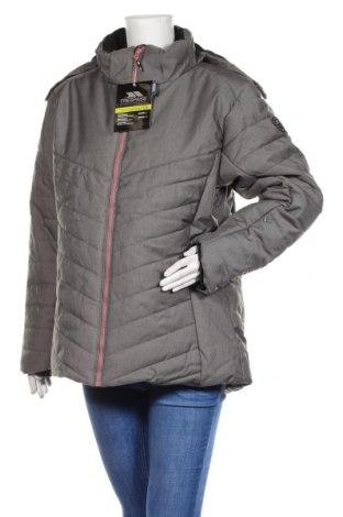 Дамско яке за зимни спортове Trespass, Размер XL, Цвят Сив, 100% полиестер, Цена 144,00лв.