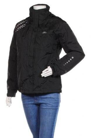 Дамско яке за зимни спортове Trespass, Размер S, Цвят Черен, Полиамид, Цена 129,00лв.