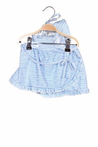 Детска пола Little Celebs, Размер 4-5y/ 110-116 см, Цвят Бял, 92% полиамид, 8% еластан, Цена 27,30лв.