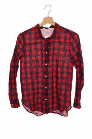 Dziecięca koszula H&M, Rozmiar 11-12y/ 152-158 cm, Kolor Czerwony, Bawełna, Cena 47,25zł