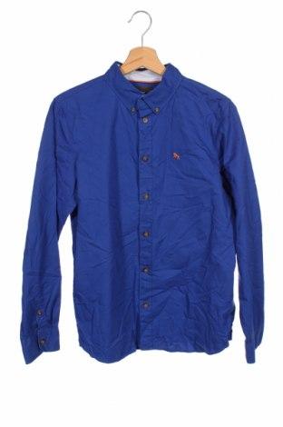 Dziecięca koszula H&M L.O.G.G., Rozmiar 15-18y/ 170-176 cm, Kolor Niebieski, Bawełna, Cena 57,00zł