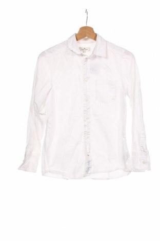 Dziecięca koszula Tom Tailor, Rozmiar 13-14y/ 164-168 cm, Kolor Biały, Bawełna, Cena 85,50zł