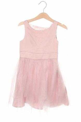 Dětské šaty  Chi Chi, Velikost 4-5y/ 110-116 cm, Barva Růžová, Polyester, Cena  450,00Kč