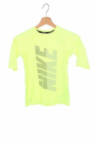 Dětské tričko  Nike, Velikost 7-8y/ 128-134 cm, Barva Zelená, Polyester, Cena  387,00Kč