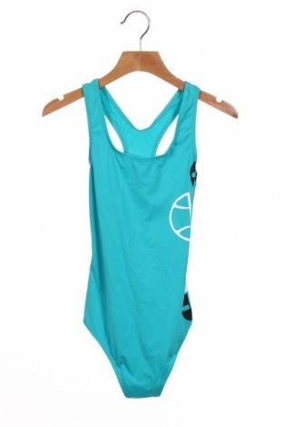 Costum de baie pentru copii Ellesse, Mărime 11-12y/ 152-158 cm, Culoare Albastru, 85% poliamidă, 15% elastan, Preț 102,86 Lei
