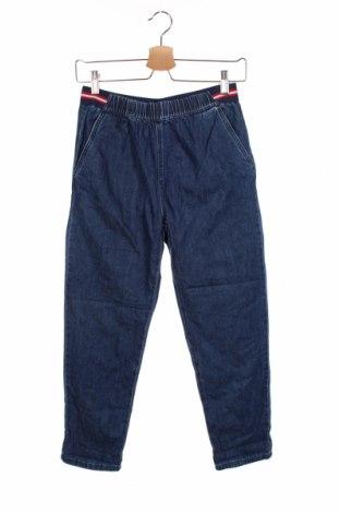Dziecięce jeansy Zara Kids, Rozmiar 12-13y/ 158-164 cm, Kolor Niebieski, Bawełna, Cena 135,00zł