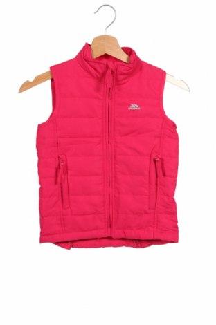 Vestă pentru copii Trespass, Mărime 4-5y/ 110-116 cm, Culoare Roz, 100% poliester, Preț 89,80 Lei
