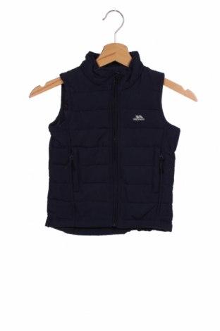 Vestă pentru copii Trespass, Mărime 2-3y/ 98-104 cm, Culoare Albastru, 100% poliester, Preț 105,92 Lei