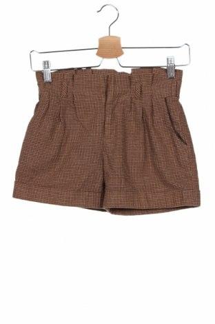 Pantaloni scurți pentru copii Zara, Mărime 7-8y/ 128-134 cm, Culoare Bej, Preț 73,68 Lei