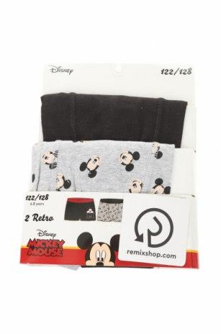 Set pentru copii Disney, Mărime 6-7y/ 122-128 cm, Culoare Negru, 95% bumbac, 5% elastan, Preț 48,36 Lei
