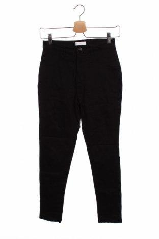 Dziecięce spodnie Charles Vogele, Rozmiar 12-13y/ 158-164 cm, Kolor Czarny, 98% bawełna, 2% elastyna, Cena 78,00zł
