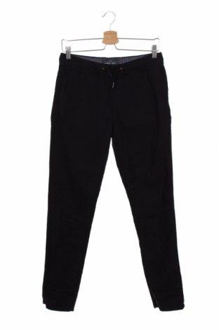 Dziecięce spodnie H&M, Rozmiar 13-14y/ 164-168 cm, Kolor Niebieski, Bawełna, Cena 47,25zł