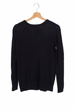 Dziecięcy sweter H&M, Rozmiar 12-13y/ 158-164 cm, Kolor Niebieski, 50%akryl, 50% bawełna, Cena 72,00zł