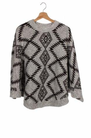 Детски пуловер Here+There, Размер 12-13y/ 158-164 см, Цвят Черен, 87% акрил, 13% полиестер, Цена 27,30лв.